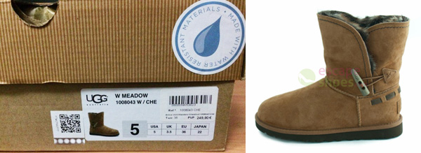 Waterproof shoes – More expensive means more water resistant