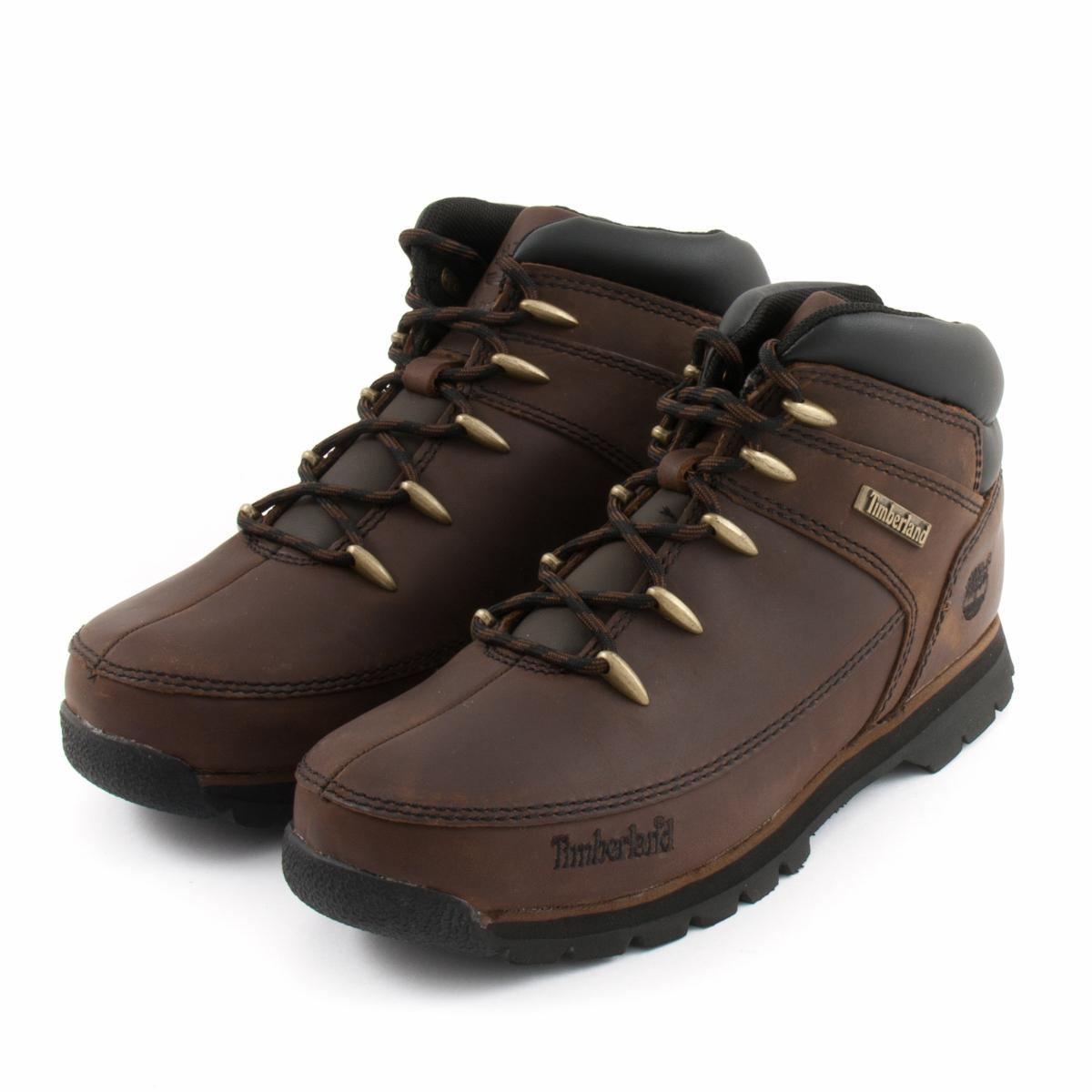 5f5e06b48b8 Buy your Boots TIMBERLAND A1316 Euro Sprint Hiker Dark Brown here ...