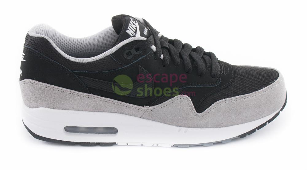 Sneakers NIKE Air Max 1 Essential Black Flint Silver 537383 021