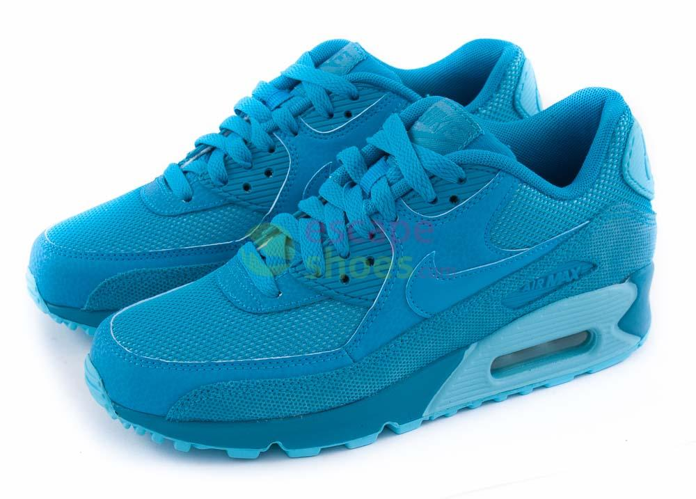 Sneakers NIKE Wmns Air Max 90 Prem Light Blue Lacquer