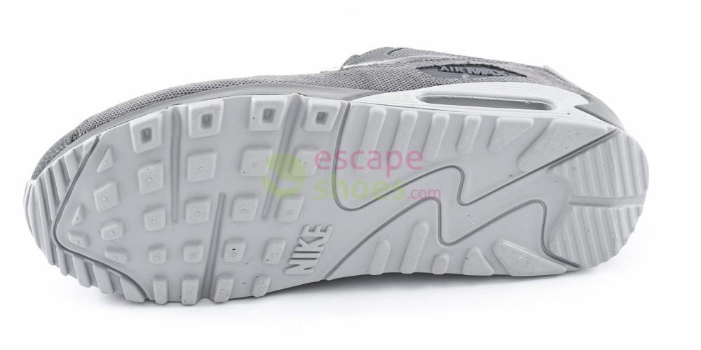 Sneakers NIKE Wmns Air Max 90 Prem Dark Grey Wolf 443817 004