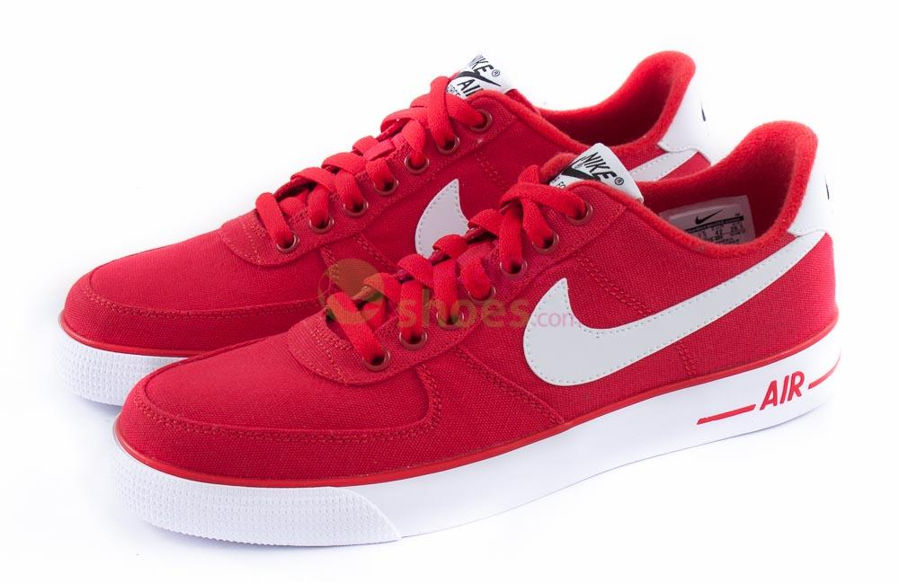 Sneakers NIKE Air Force 1 AC University Red White 630939