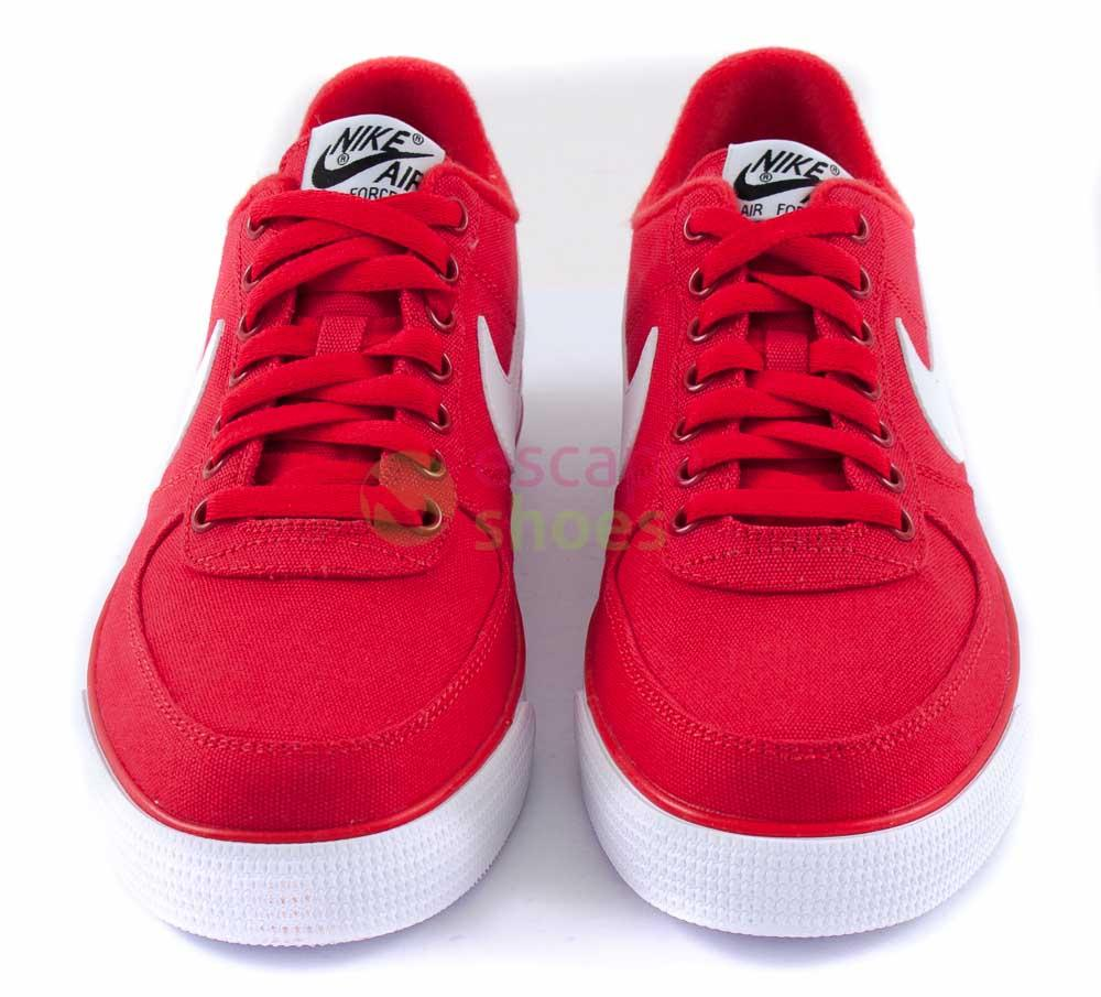 NIKE Air Force 1 AC University Red White 630939 600