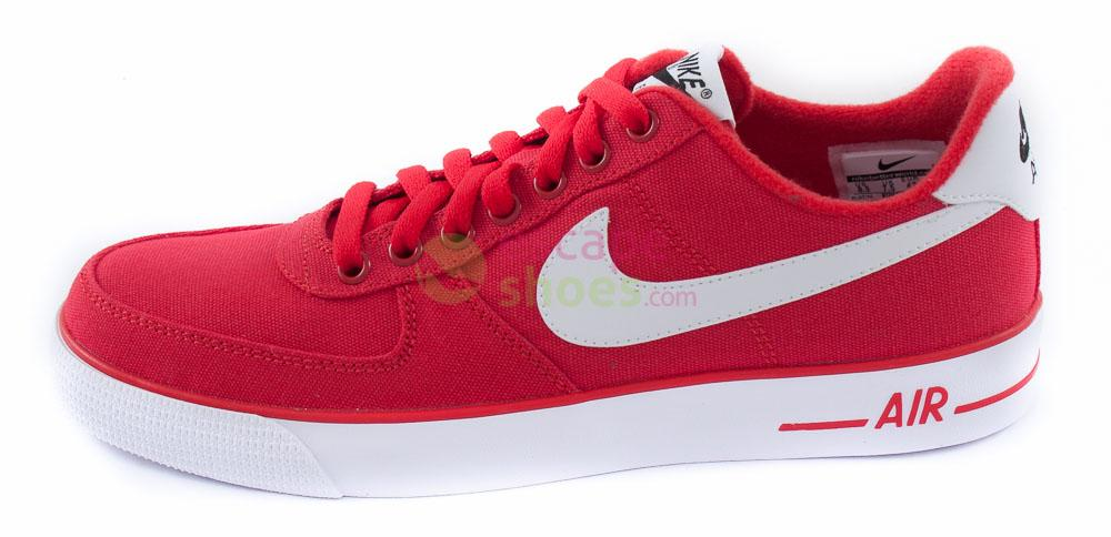 Sneakers NIKE Air Force 1 AC University Red White 630939 600