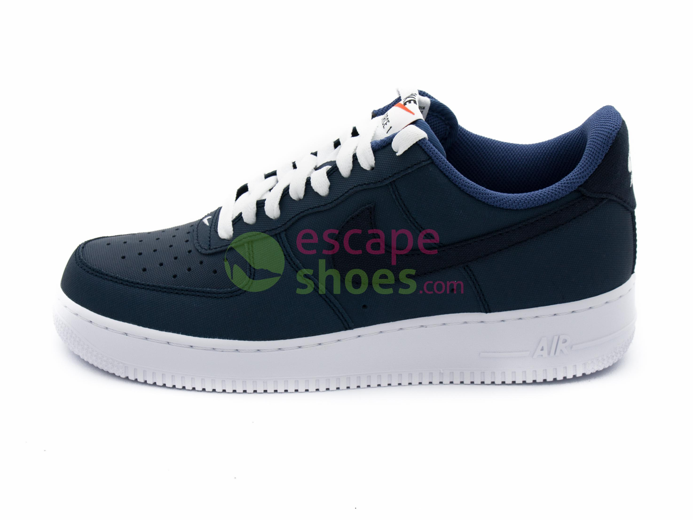 Sneakers NIKE Air Force 1 Obsidian White 488298 431