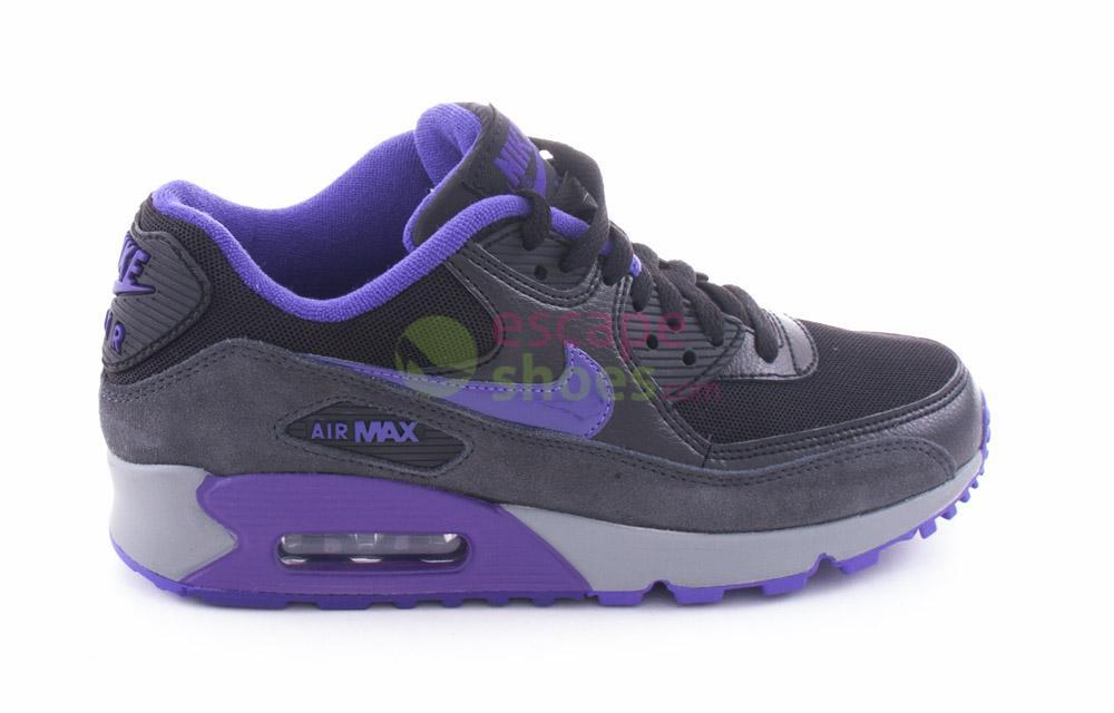 NIKE Wmns Air Max 90 Essential Black 616730 010