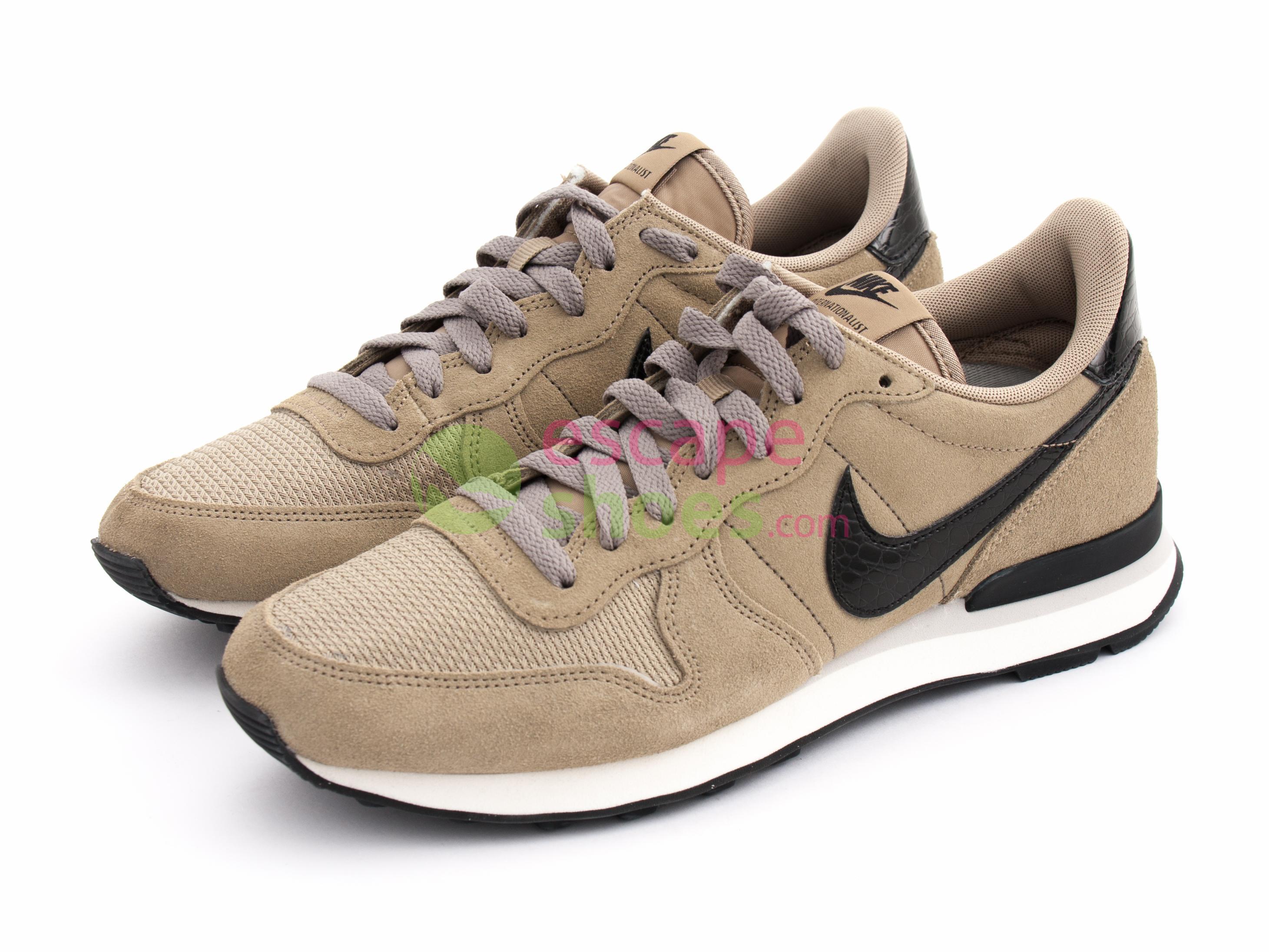 Sneakers NIKE Internationalist Leather Grey 631755 201