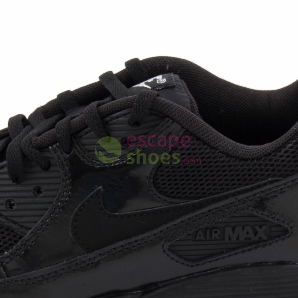 Sneakers NIKE Wmns Air Max 90 Prem Black Metallic Silver