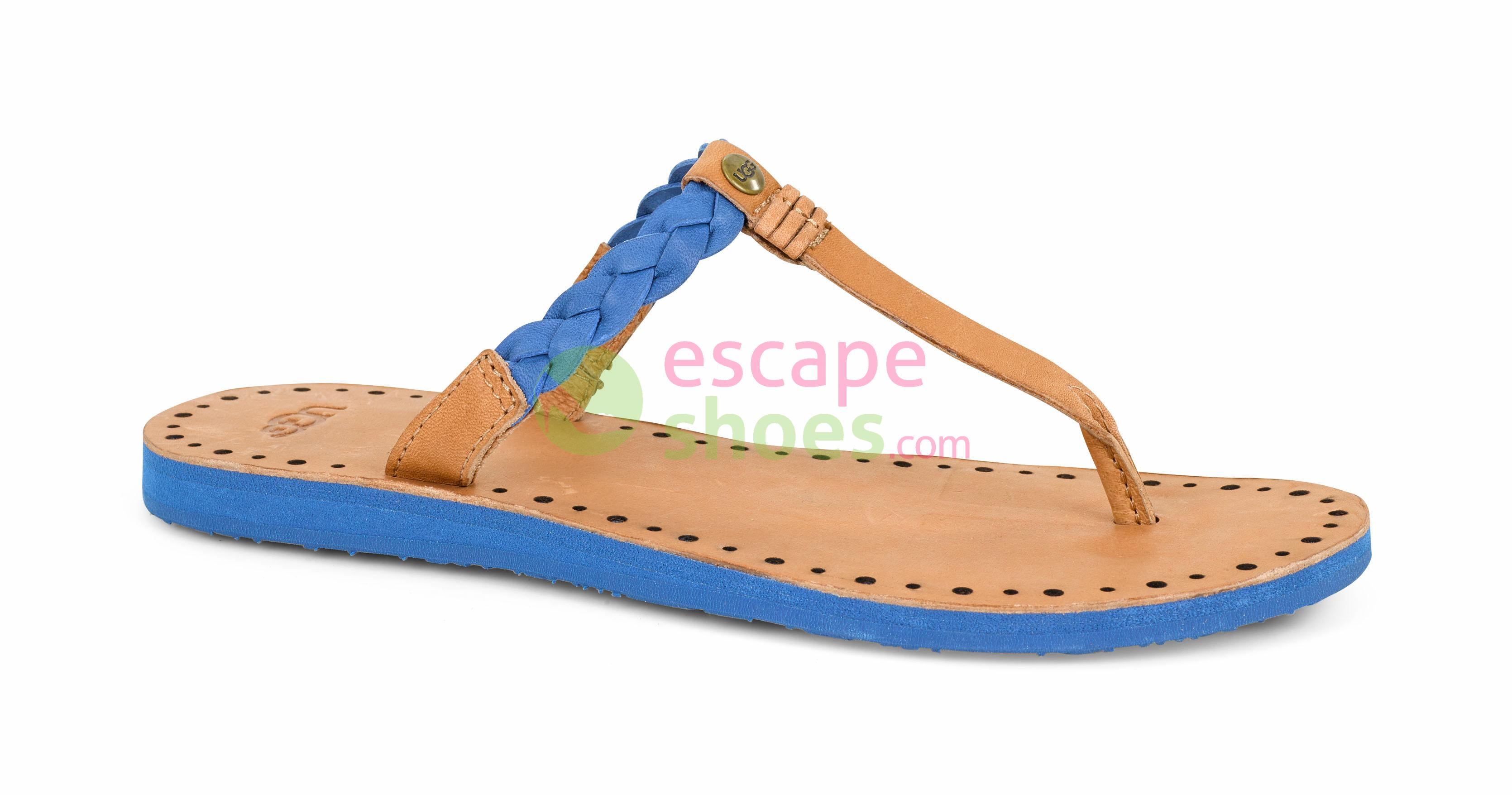 e297cf78f52 Buy your Flip Flops UGG Bria 1004109 Marine Blue here | Online Store ...