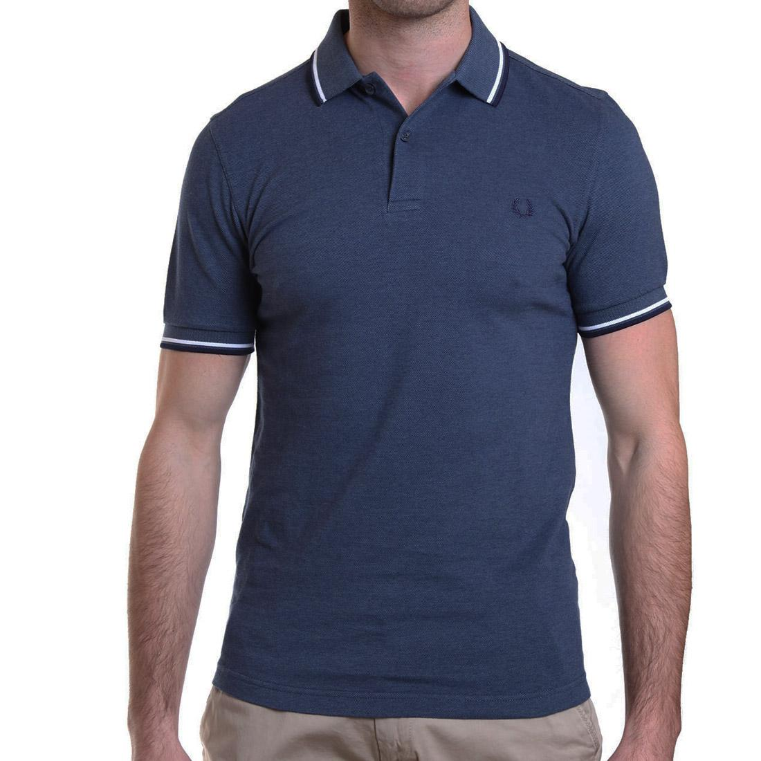 mehrere farben modischer Stil Wählen Sie für späteste Polo Shirt FRED PERRY M3600 B74 Lake Oxford