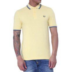 Polo FRED PERRY M3600 A81 Mid Yellow Marl