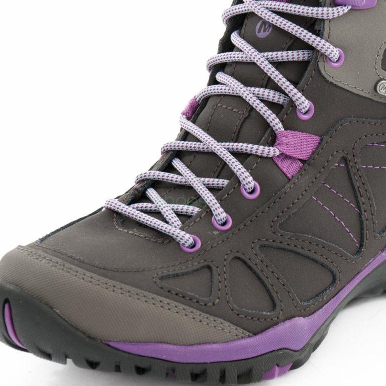 Botas MERRELL Siren Q2 Waterproof Brindle Purple J06144