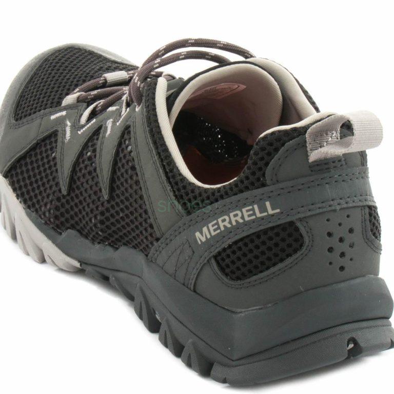 Tenis MERRELL Tetrex Rapid Crest Black J12853