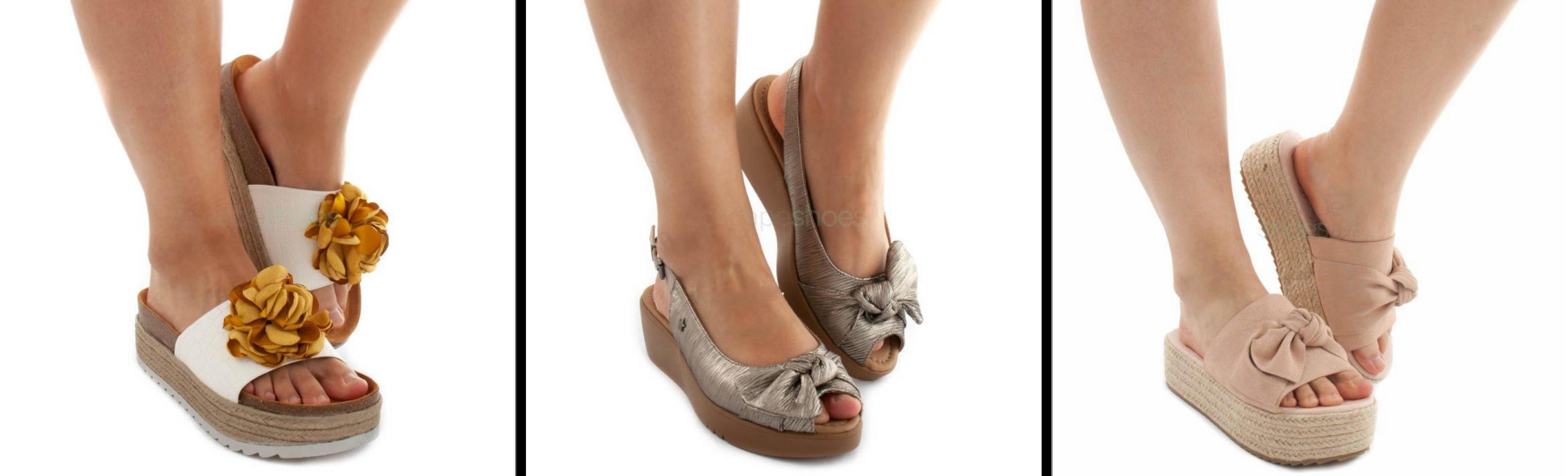 sandalias confortaveis verao
