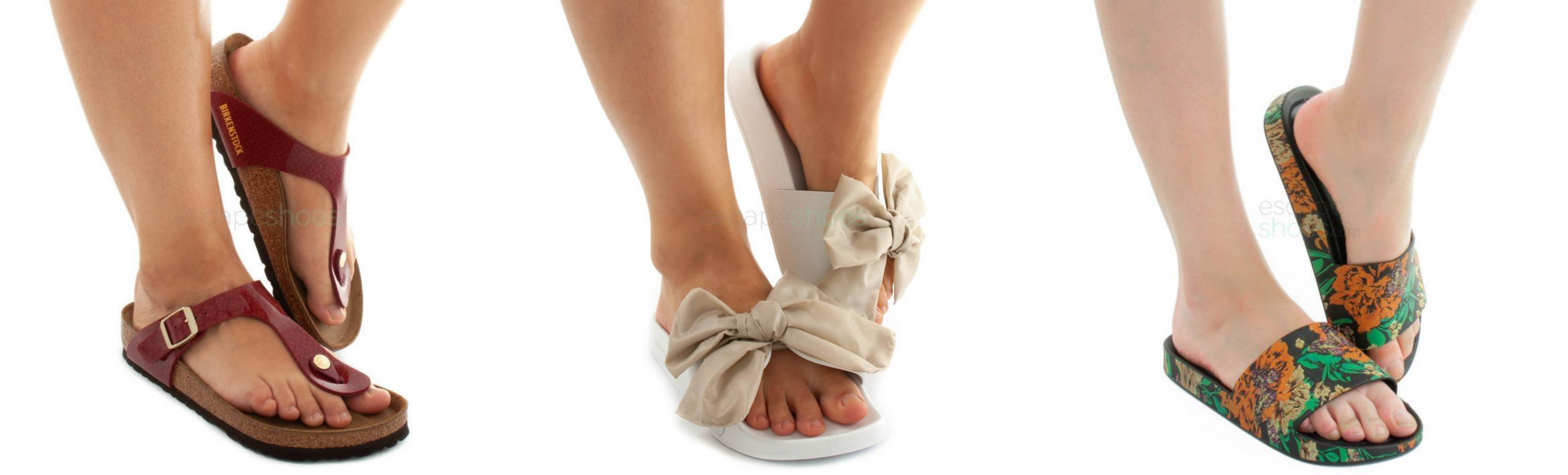 sandalias verao