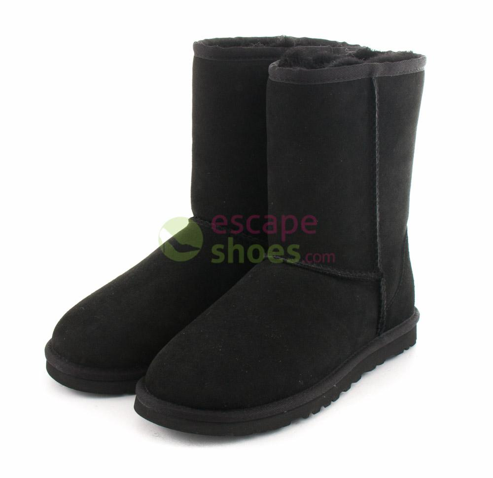 5e6a67188b3 Boots UGG Australia Classic Short Black 5825