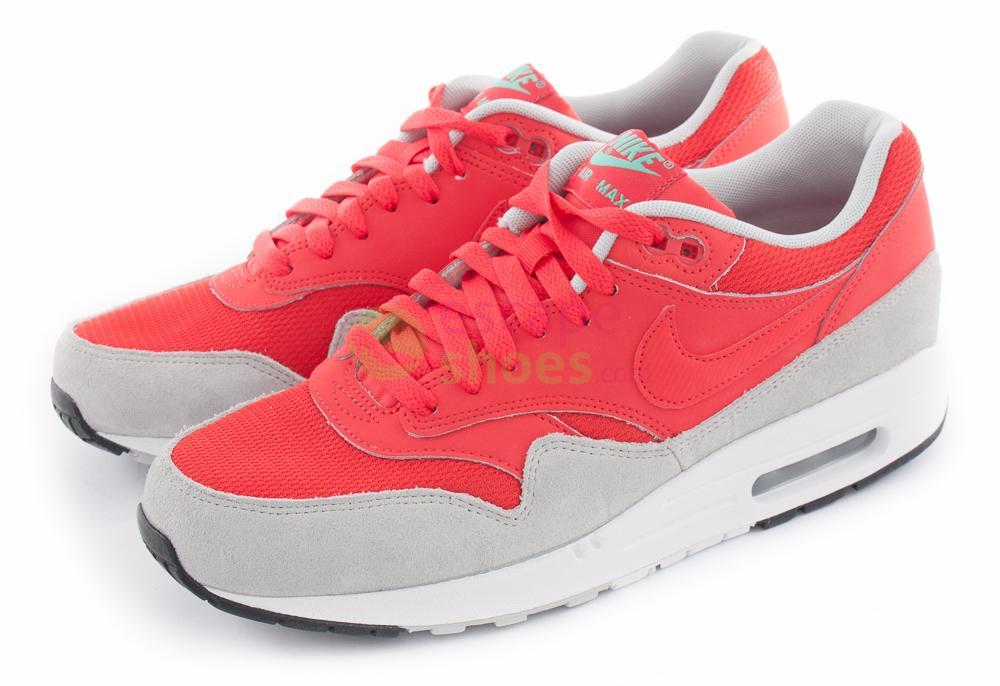 Sneakers NIKE Air Max 1 Essential Daring Red Grey Mist