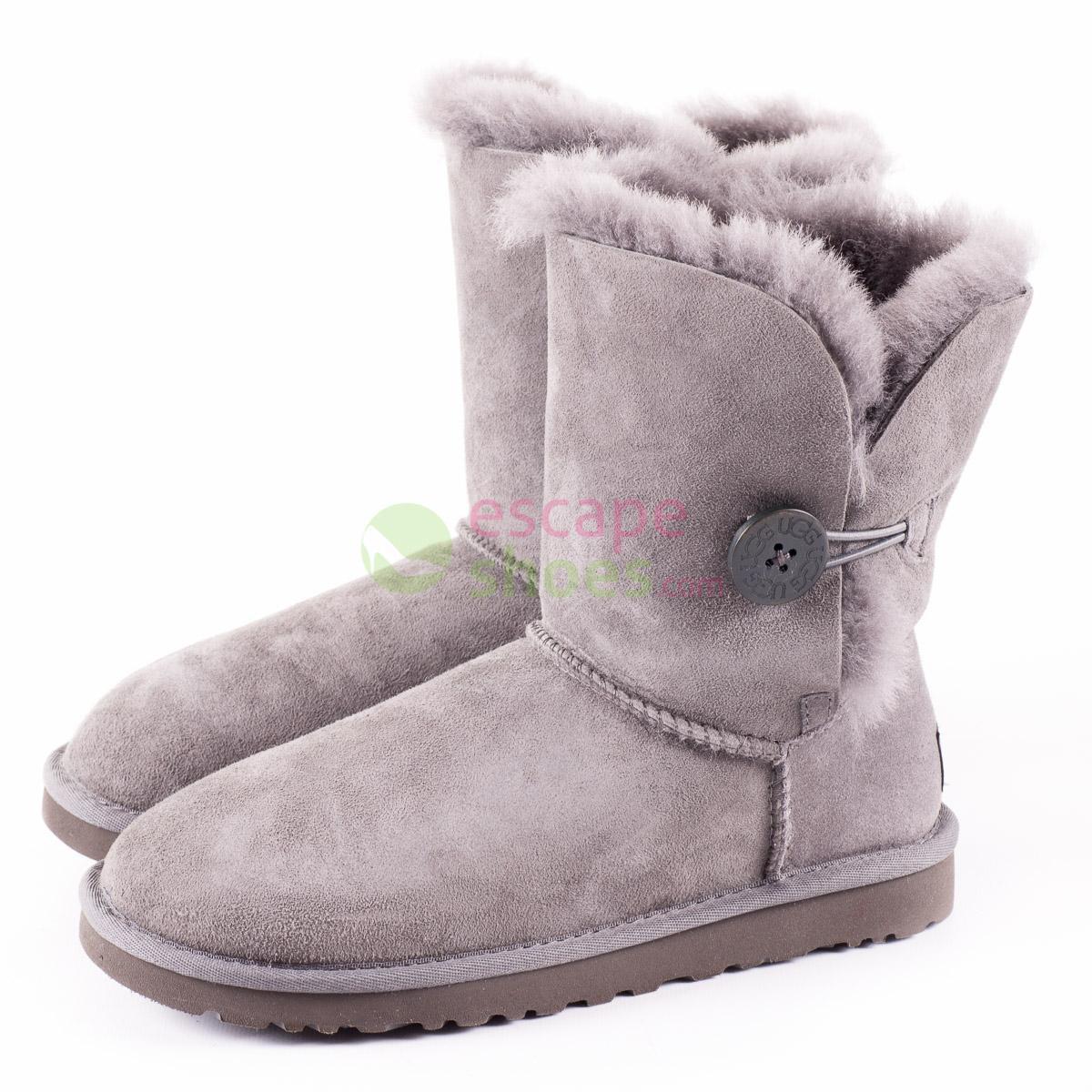 79deb42a48e Buy your Boots UGG Australia Bailey Button Grey 5803 here | Online ...