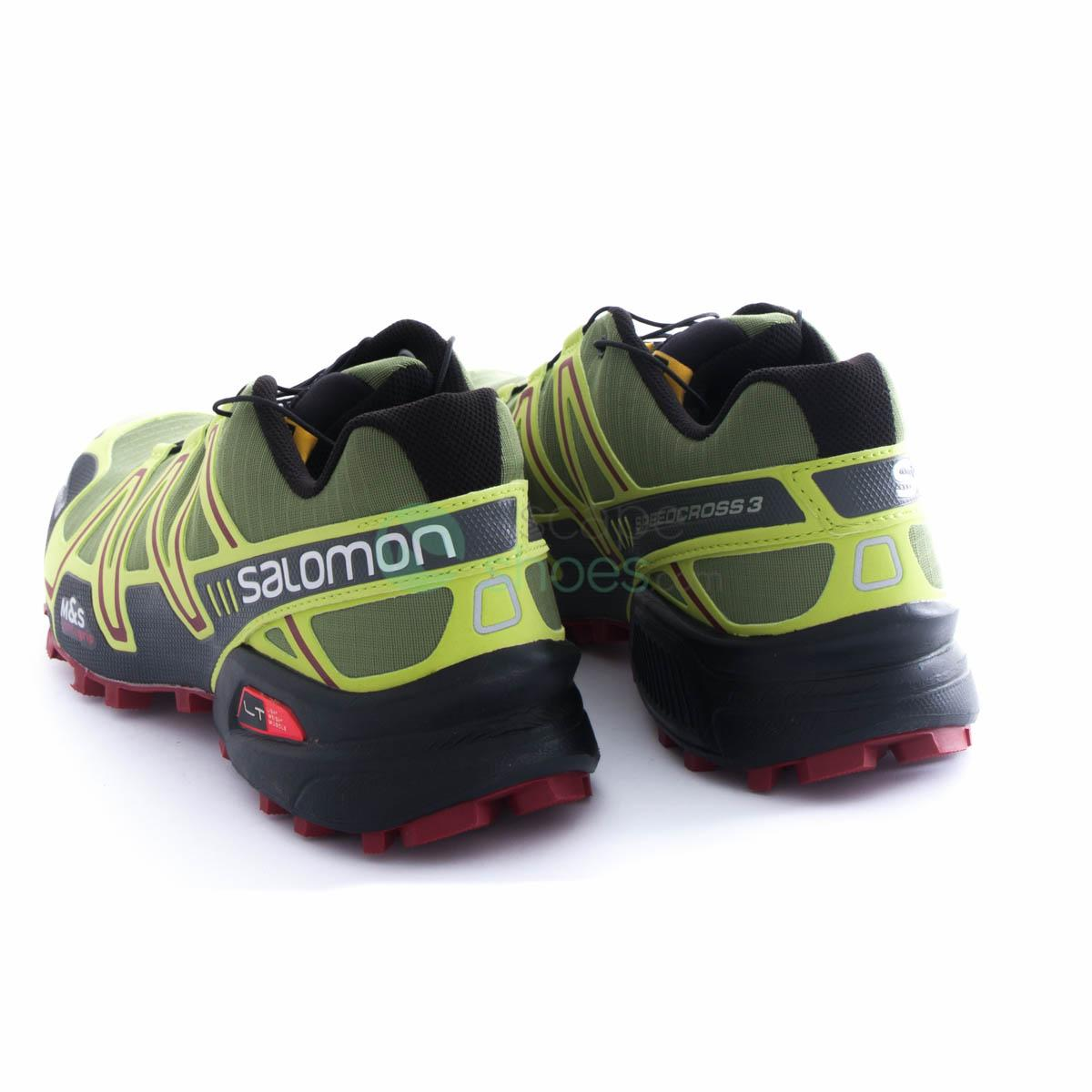 salomon speedcross 3 used 80
