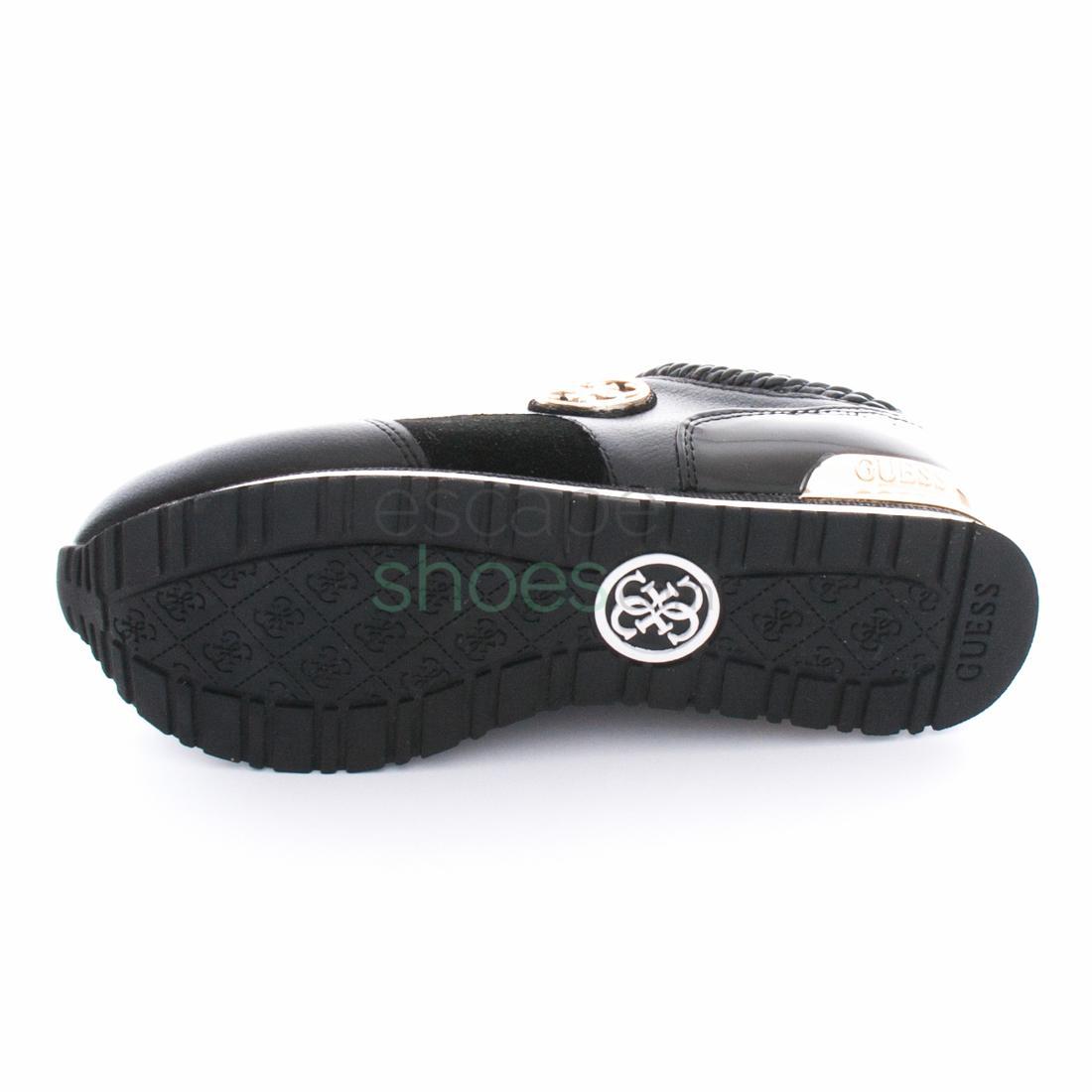 Sneakers GUESS Rimma Black FLRIM4LEA12