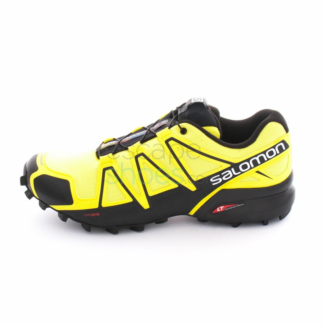 Zapatos SALOMON Speedcross 4 390616 Corona YellowCorona