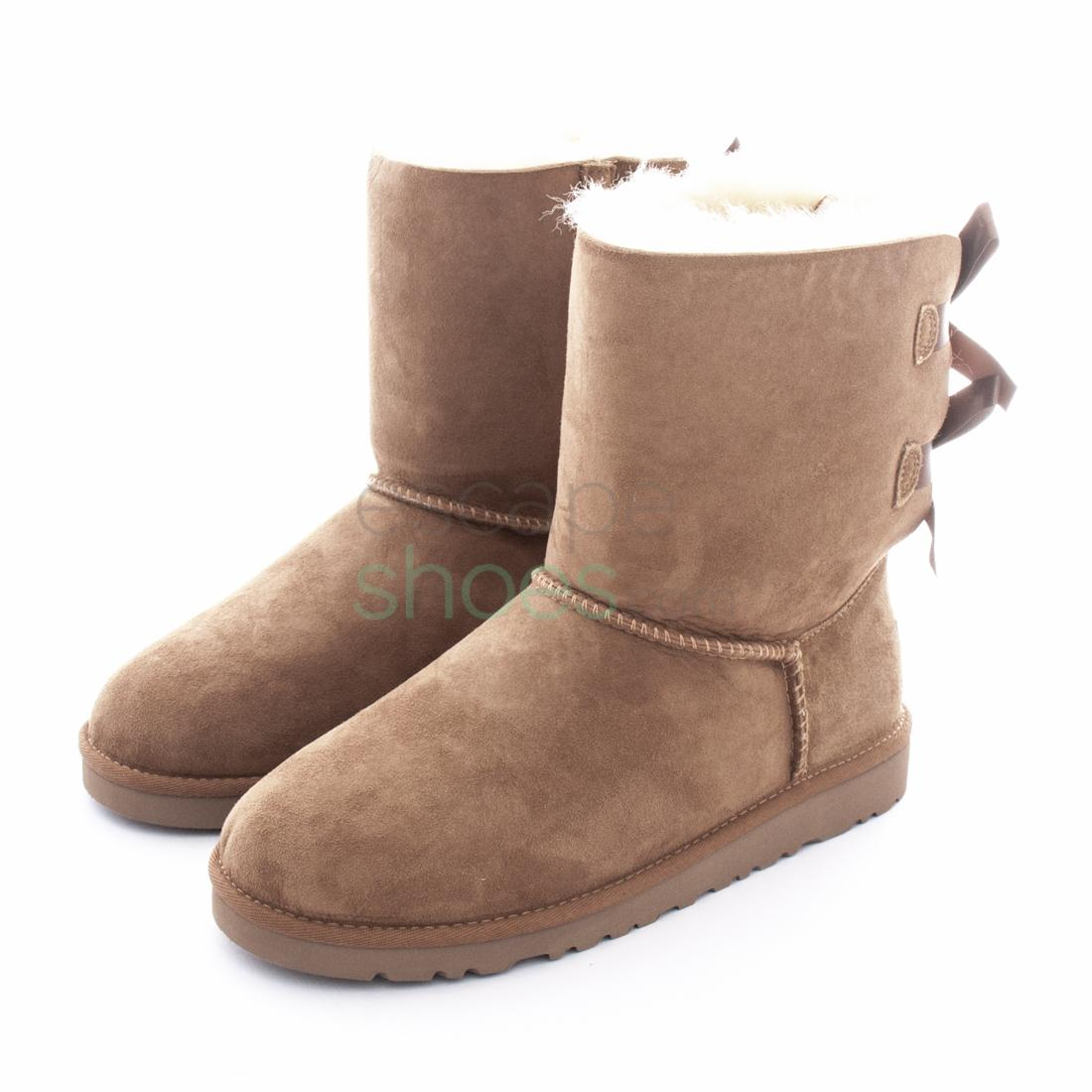 adc432830b2 Buy your Boots UGG Australia Bailey Bow Chestnut 3280Y CHE here ...