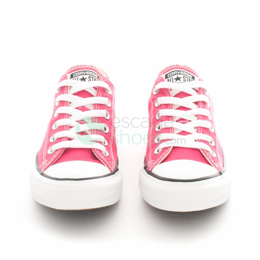 Converse Chuck Taylor All Star Ox Pink Paper Textile Baby
