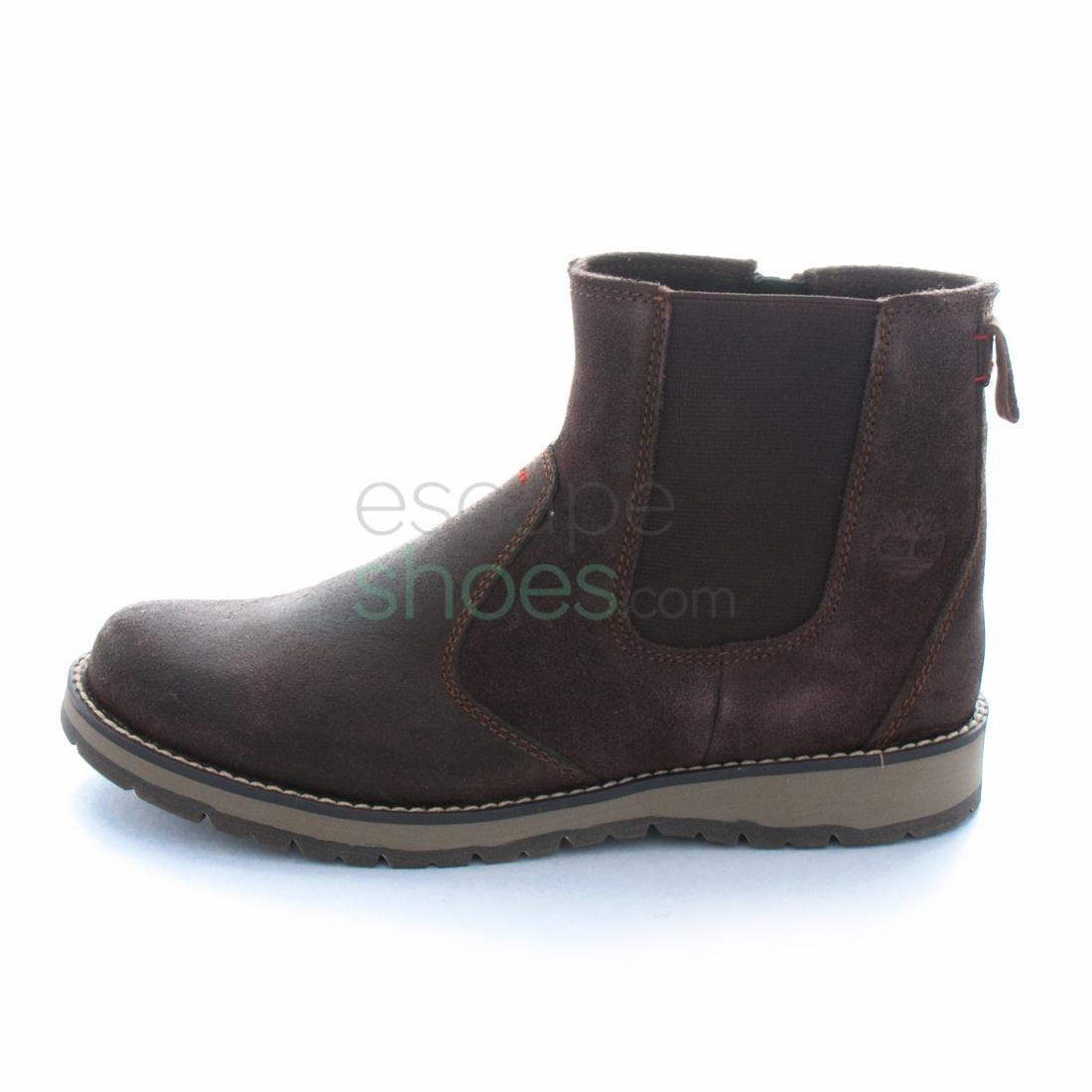 sponsor Civile Risveglio  Boots TIMBERLAND Kidder Hill Wedge Chelsea Potting Soil A1C92