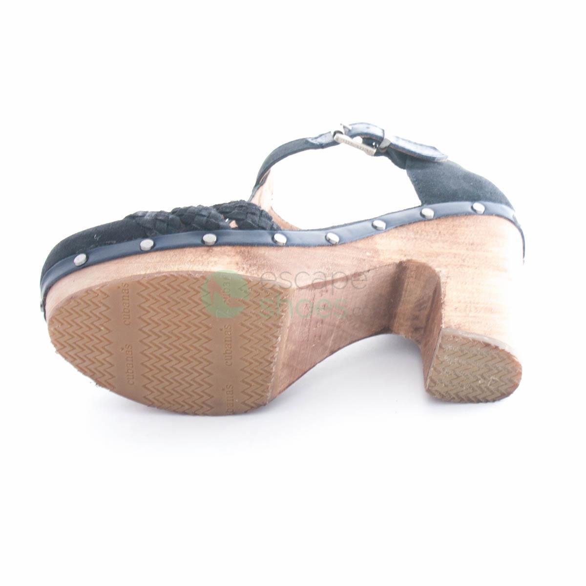 SANDALIA CUBANAS WILD700 MIDNIGHT BLUE   Cubanas Shoes