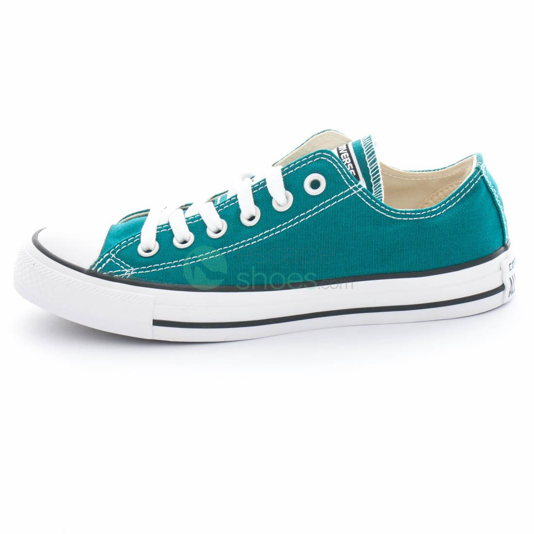 Sneakers CONVERSE Chuck Taylor All Star 151181C Rebel Teal White Black