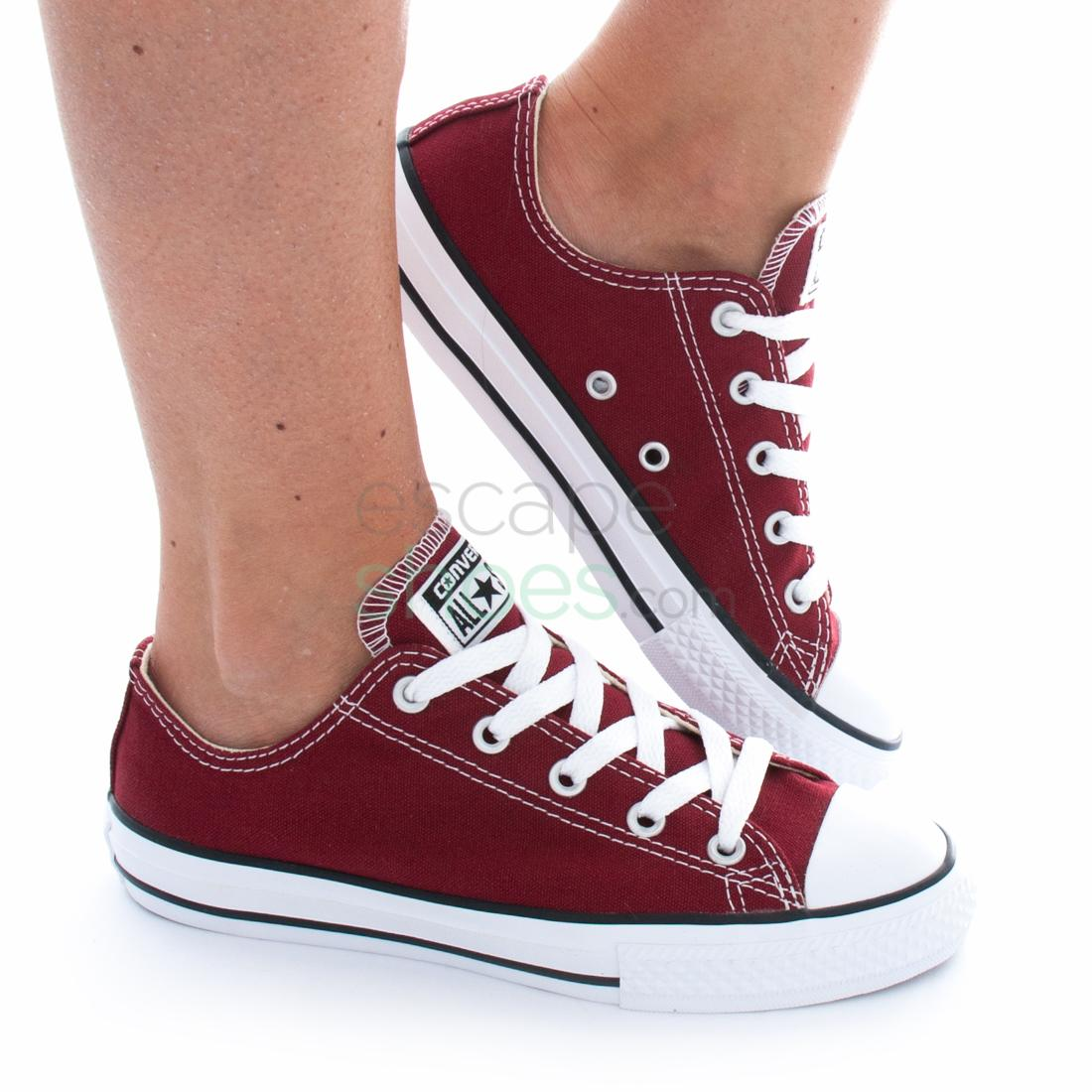 CONVERSE Chuck Taylor All Star 353870C Red Block