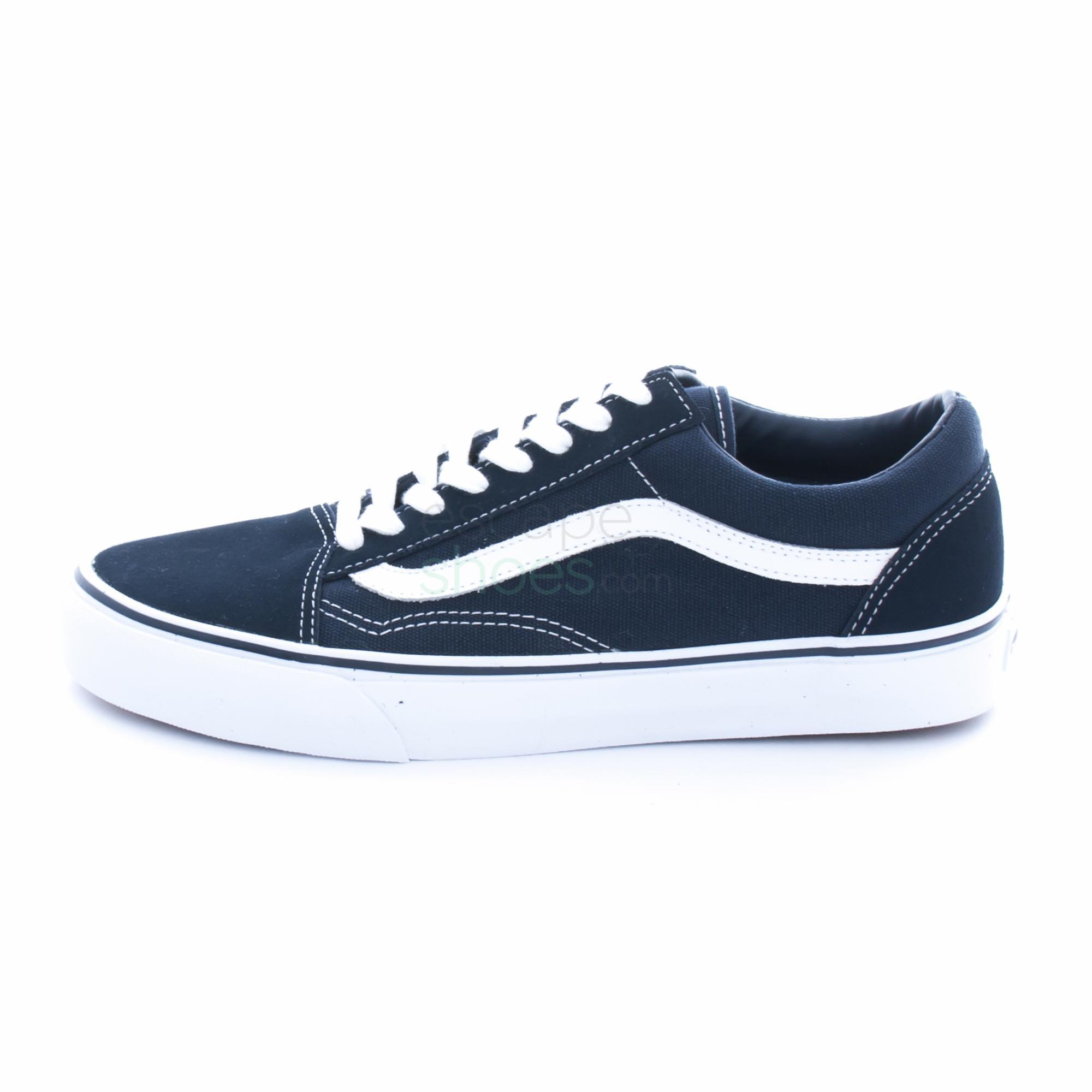 Tênis Vans Old Skool Azul Claro e Branco