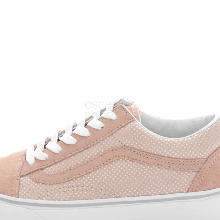 Tenis VANS Old Skool Metallic Dots Pink VA38G1MU5