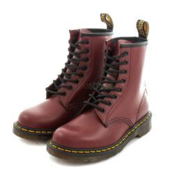 Boots DR MARTENS 10072600 Bordeaux