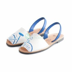 Sandalias RIA MENORCA 21851-2-S2 Crust Branco Bluette