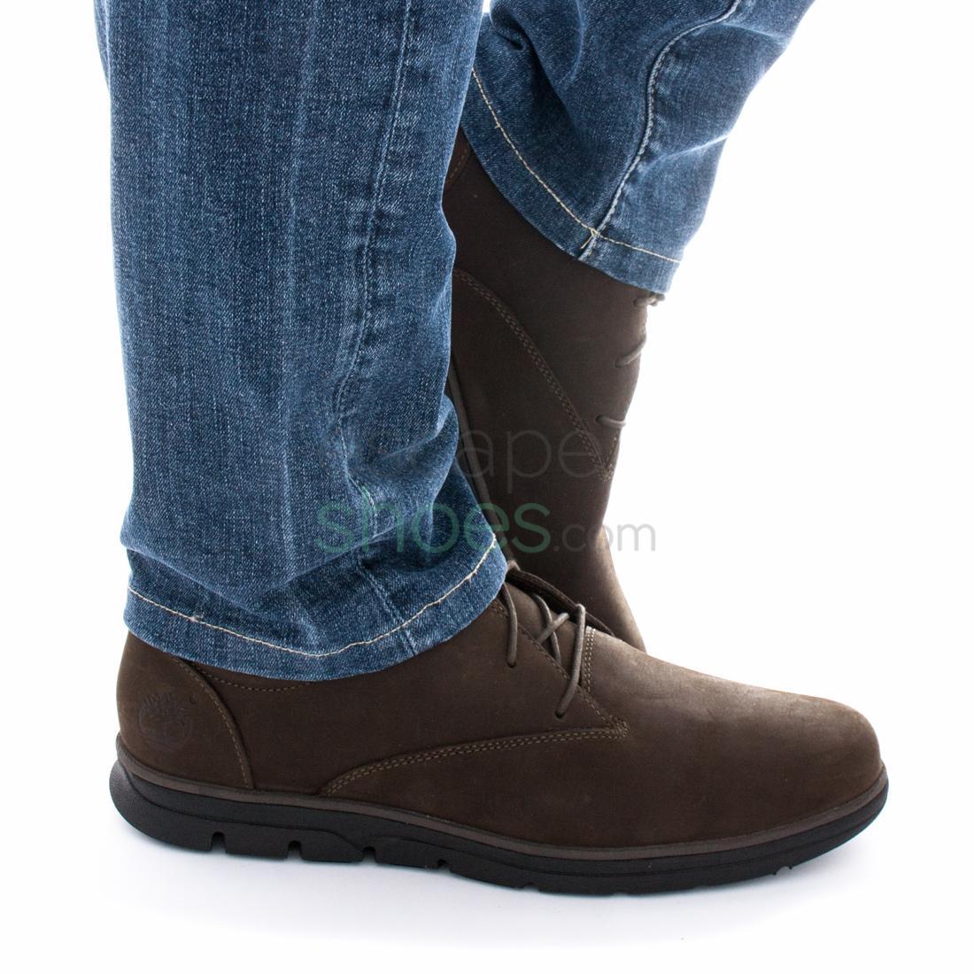 Shoes TIMBERLAND Bradstreet Plain Toe