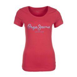 T-shirt PEPE JEANS PL501309 179 Rosi Vermelho