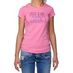 T-shirt PEPE JEANS PL501324 235 Tint Rosa