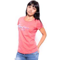 T-shirt PEPE JEANS PL501577 118 Romi Laranja