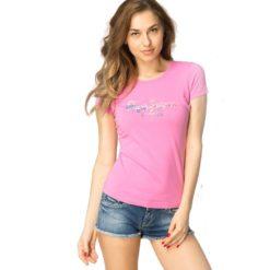 T-shirt PEPE JEANS PL501557 422 Romi Rosa