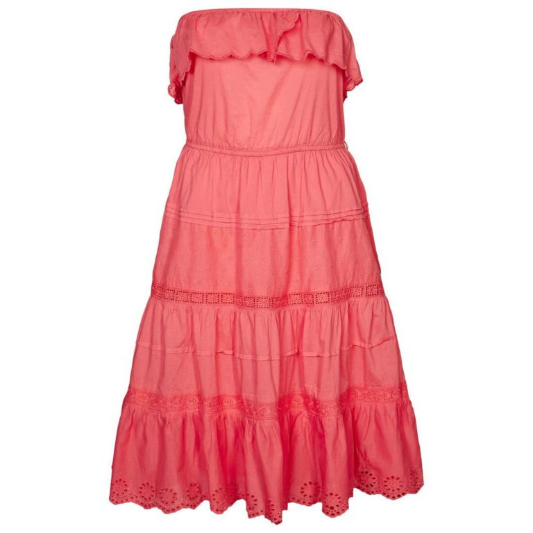 Vestido PEPE JEANS PL951117 351 Coral