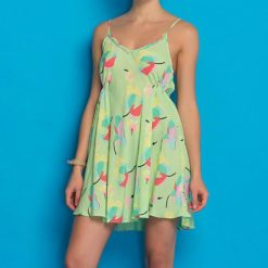 Vestido PEPE JEANS PL951306 606 Milli Verde