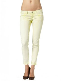 Calcas PEPE JEANS Cher Acid Yellow PL210514U638 010