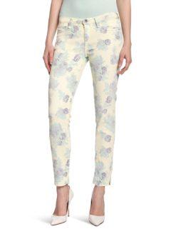 Calcas PEPE JEANS Cupid Floral Print PL2105578 001