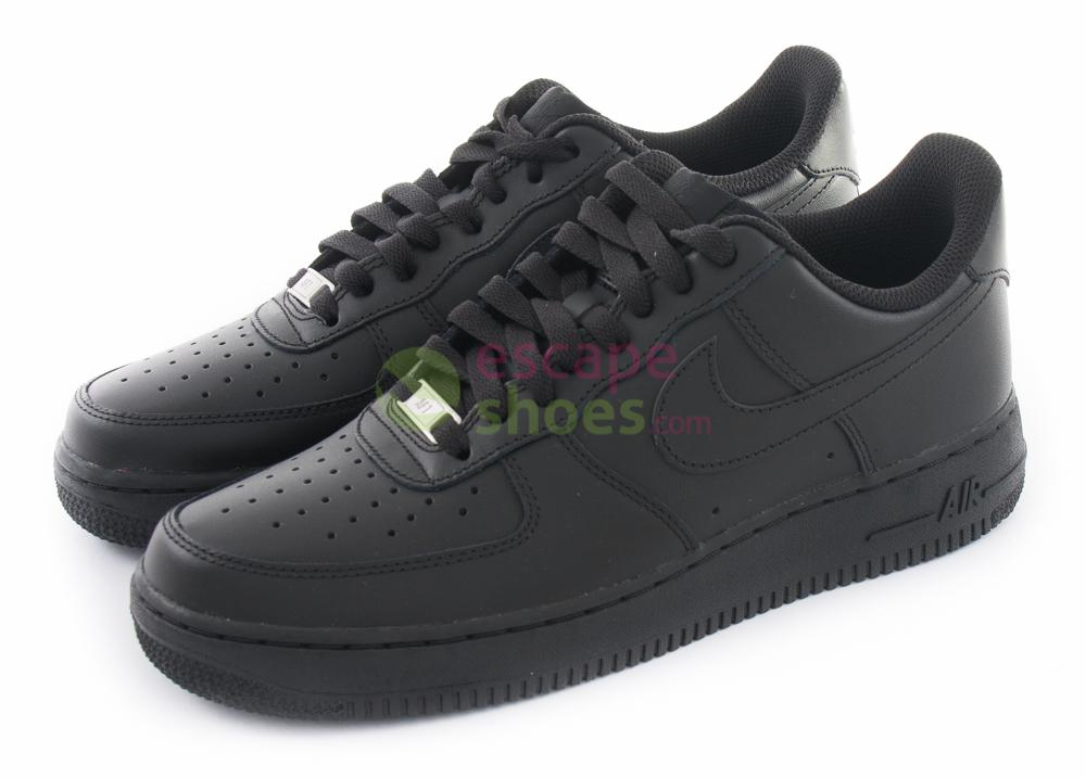437f81a3af434 Buy your Sneakers NIKE Air Force 1 07 Black 315122 001 here