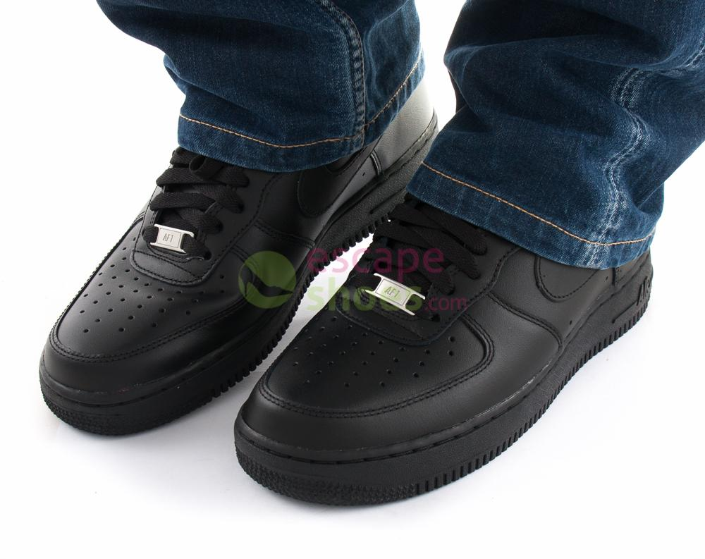 Sneakers NIKE Air Force 1 07 Black 315122 001