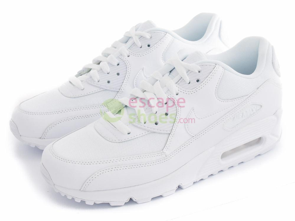 55617e441 Sneakers NIKE Air Max 90 Essential White 537384 111 - EscapeShoes