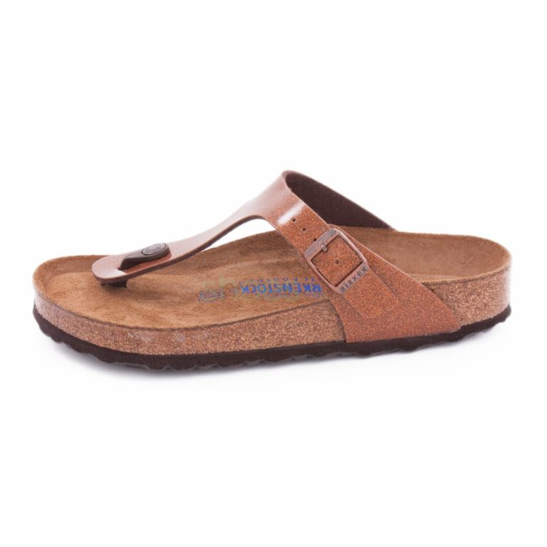 Sandalias BIRKENSTOCK Gizeh Magic Galaxy Bronze 847451