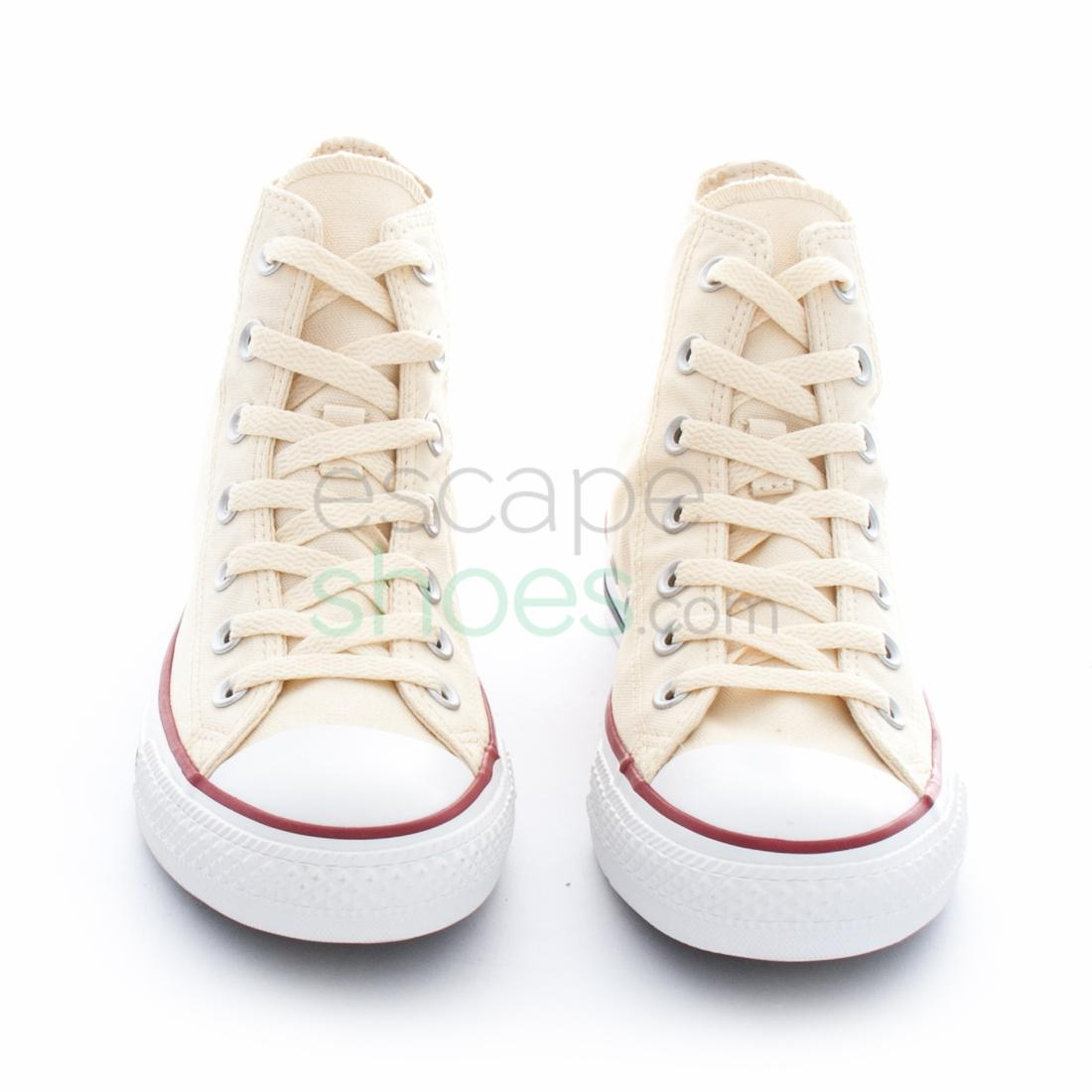 Men New Converse Chuck Taylor All Star High Top M9162C Natural White Shoes