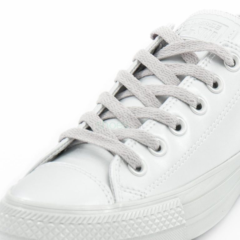 Tenis CONVERSE Chuck Taylor All Star 157663C Silver